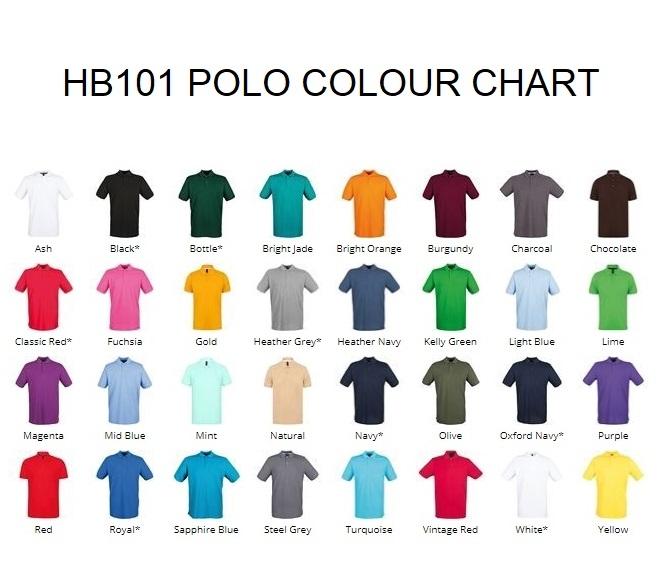 HB101 Colourways