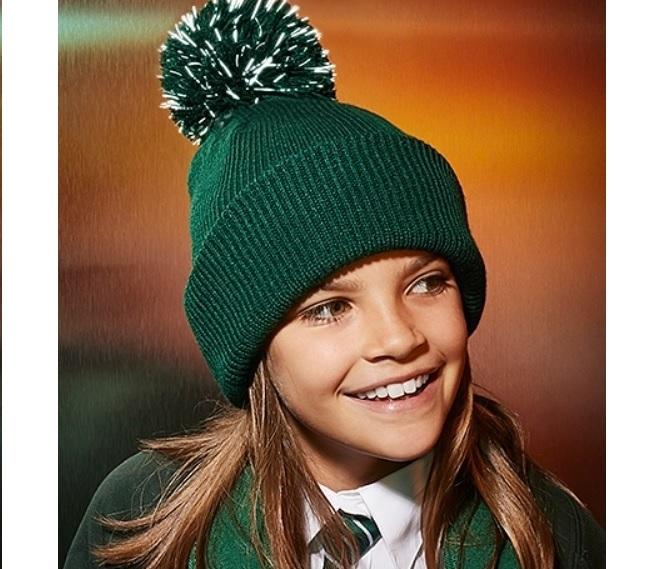 Kids Bobble Hat B406B