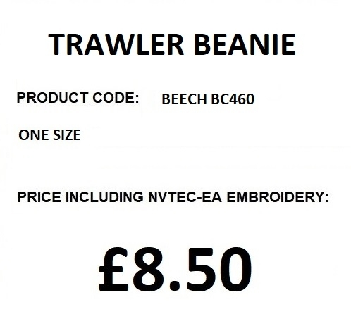 BC460 BEANIE DESCRIPTION