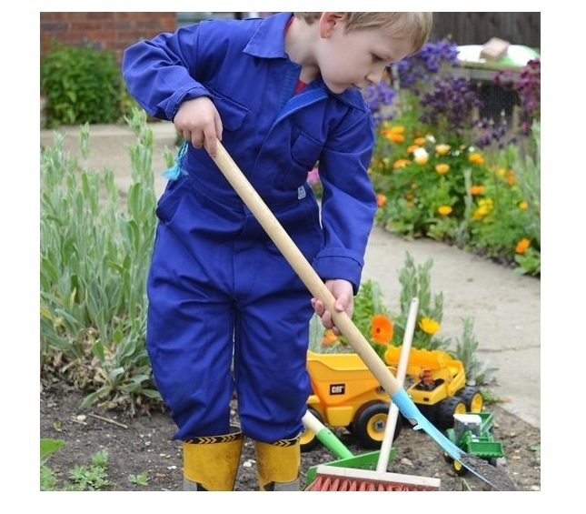 CHILDRENS COVERALL 333