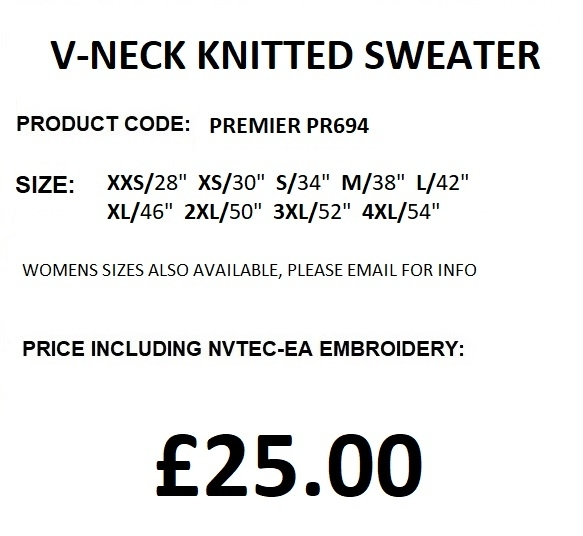 PR694 SWEATER DESCRIPTION