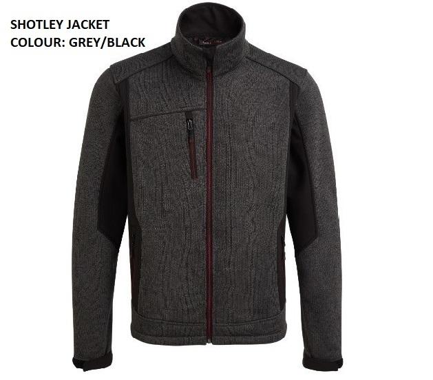 SHOTLEY JACKET COLOUR