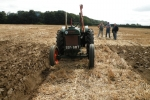 allan-newman-with-his-1944-fordson-standard-n-with-a-trailing-rslb-no-15-2-furrow-plough-4