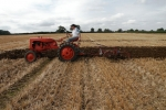 daniel-mycock-on-his-1950-allis-chalmers-b-pulling-an-oliver-2-furrow-trailing-plough-3